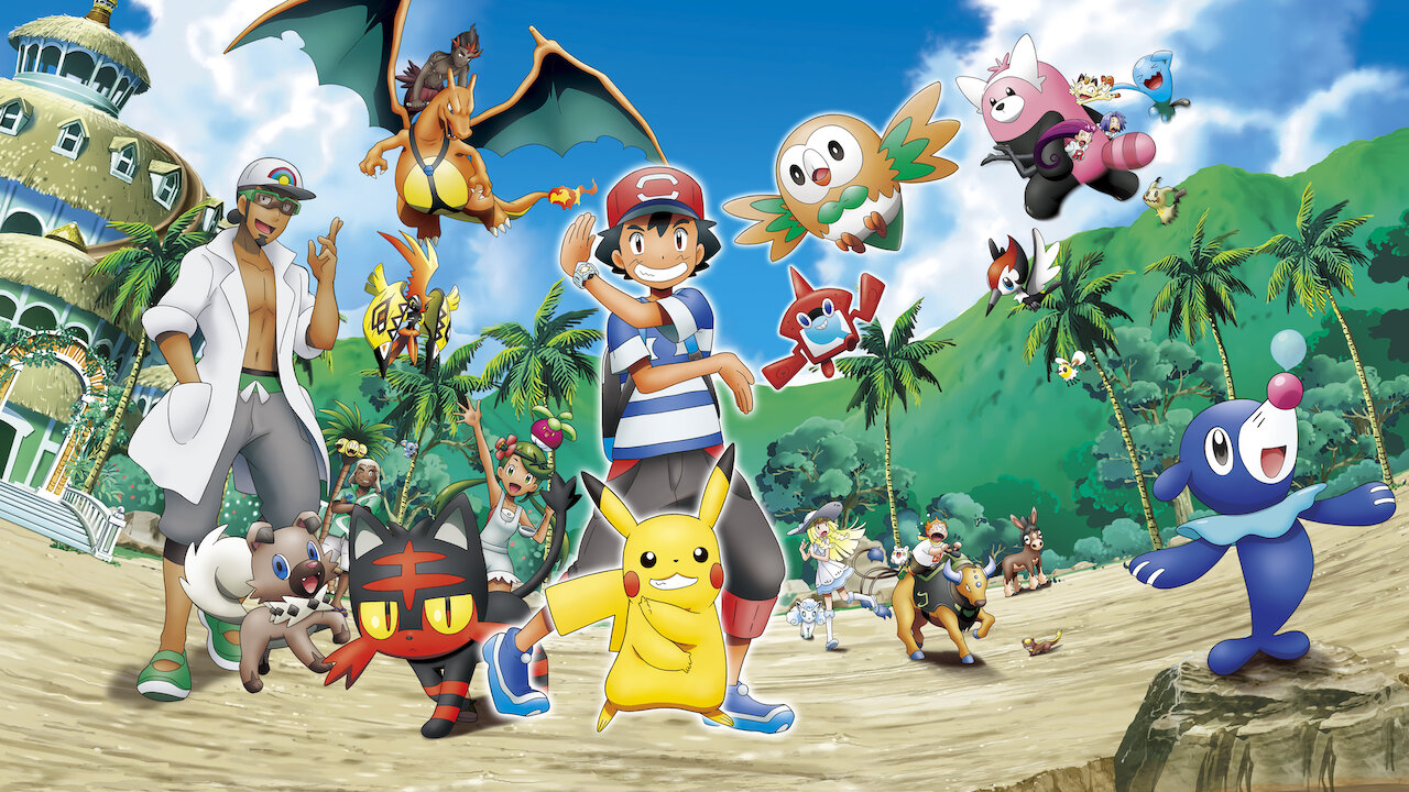 pokemon sun and moon torrent download