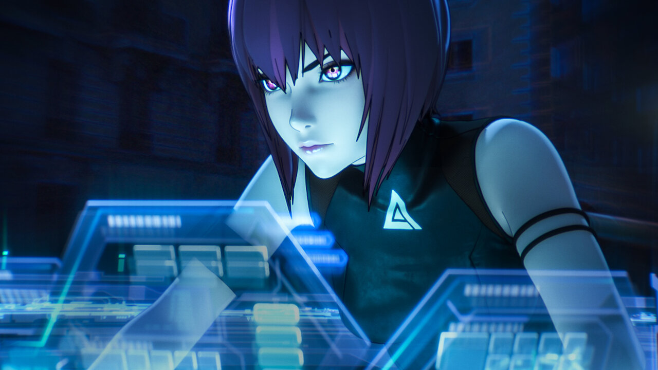 Ghost in the Shell: SAC_2045 | Site officiel de Netflix