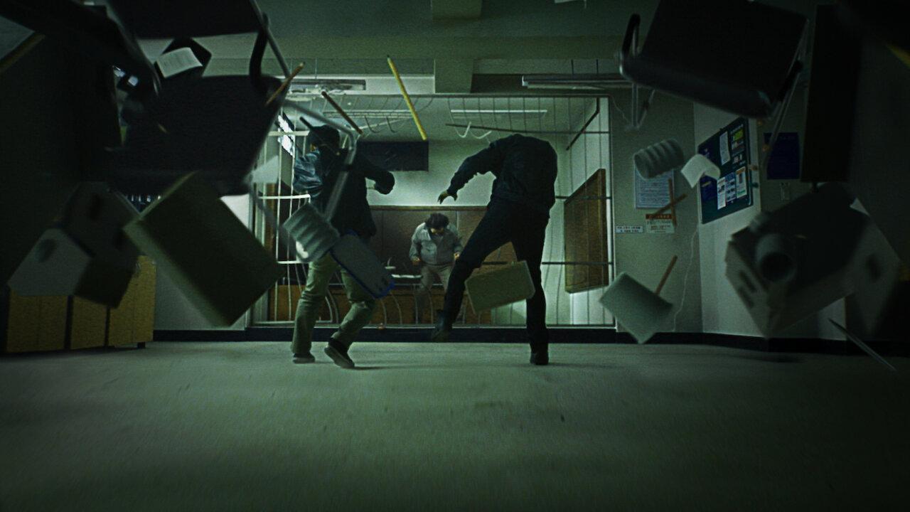 Psychokinesis | Netflix Official Site