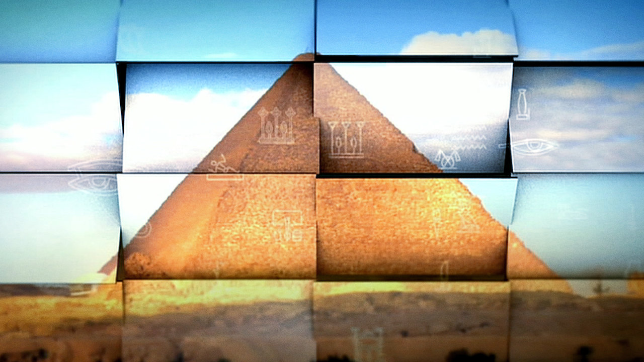 The Pyramid Code   Netflix