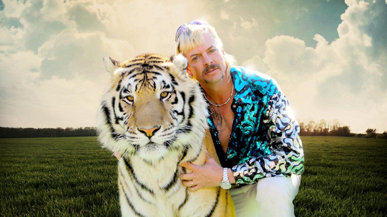 Tiger King: Murder, Mayhem and Madness   Netflix Official Site