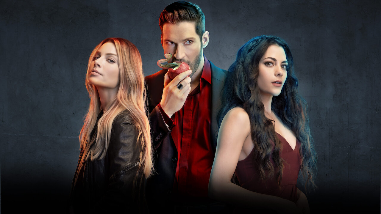 Lucifer Netflix Official Site