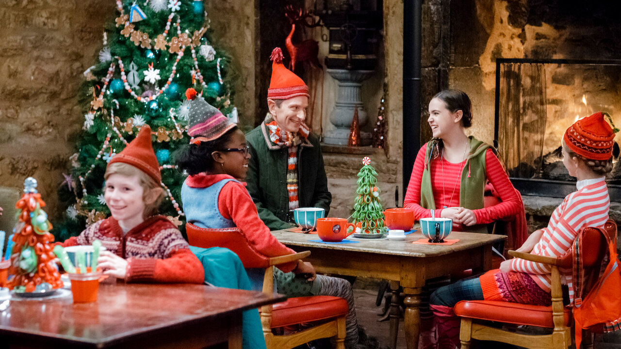 Northpole Open For Christmas.Northpole Open For Christmas Netflix
