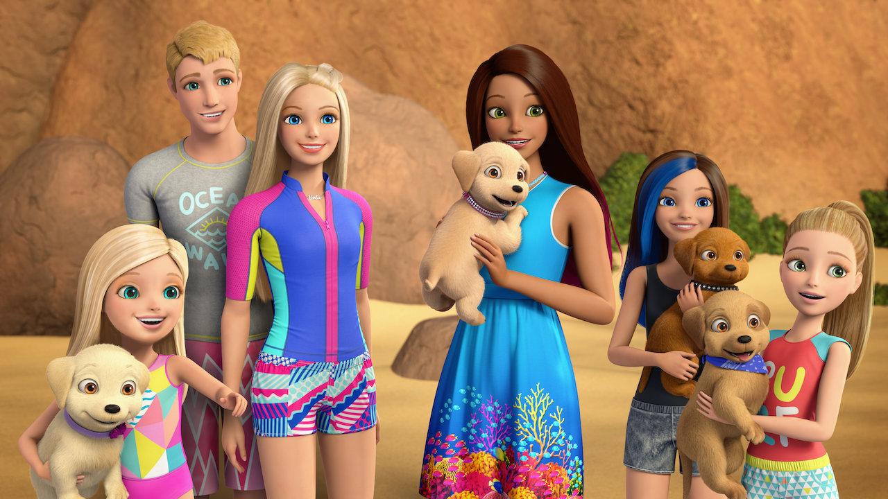 Barbie MágicosNetflix Y Los Delfines Y Barbie 1uTFcKJ3l