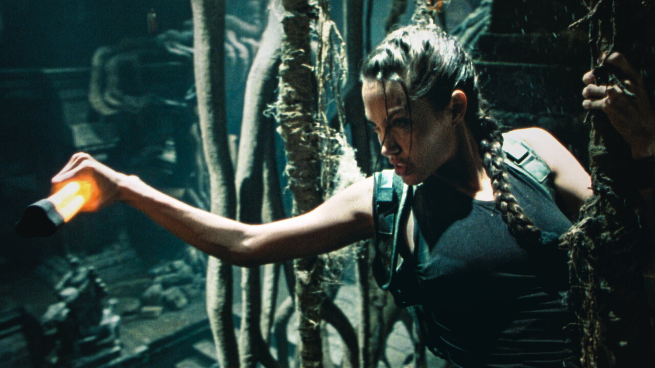 Lara Croft Tomb Raider Netflix