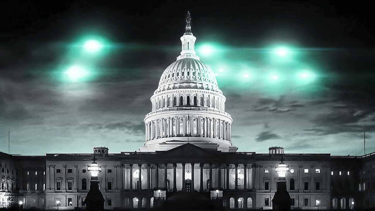 Top Secret UFO Projects: Declassified   Netflix Official Site