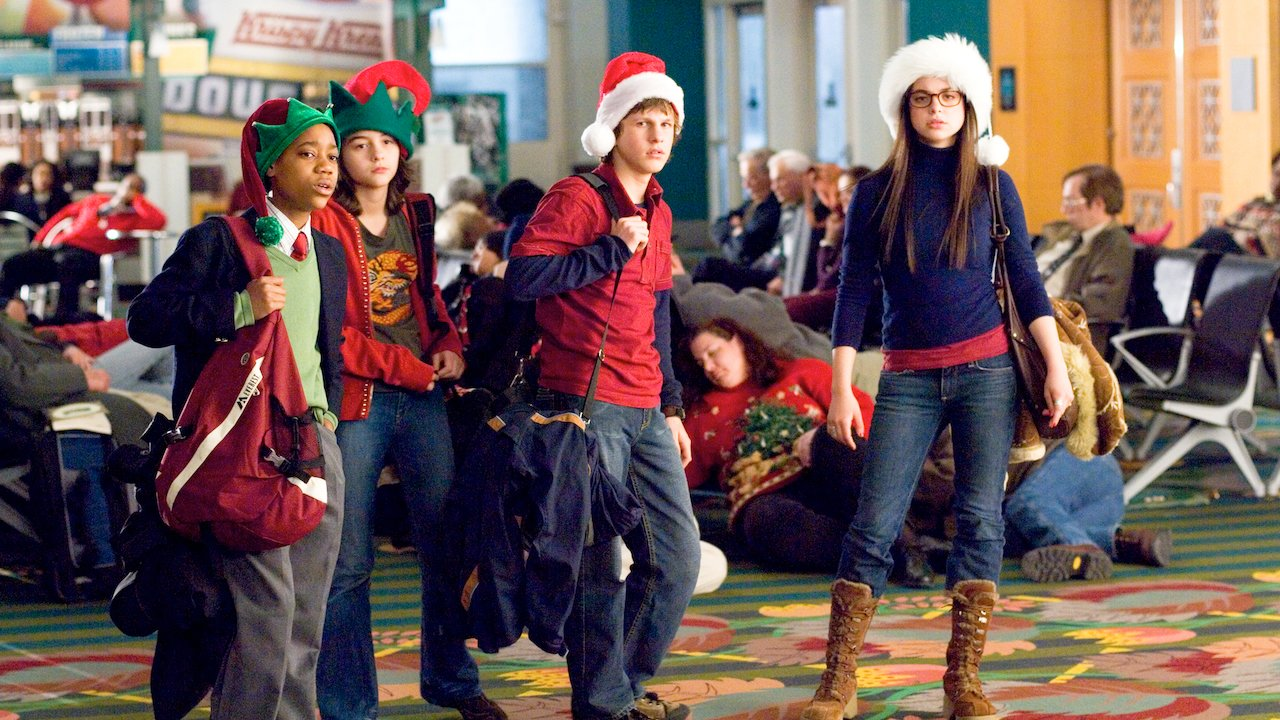 unaccompanied minors netflix christmas movies