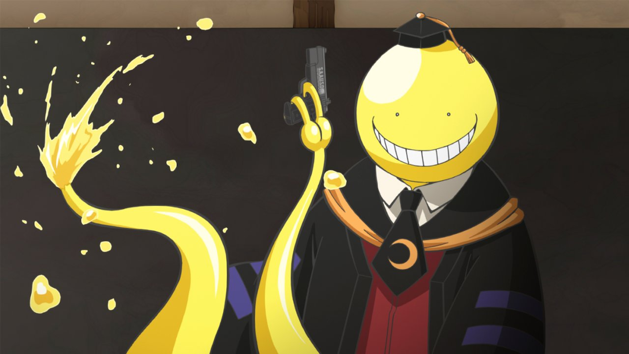 watch assassination classroom season 2 online free