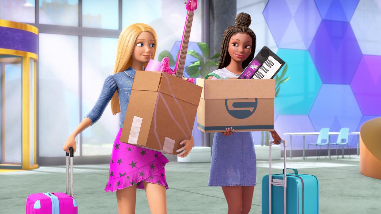 Barbie Big City Big Dreams Netflix