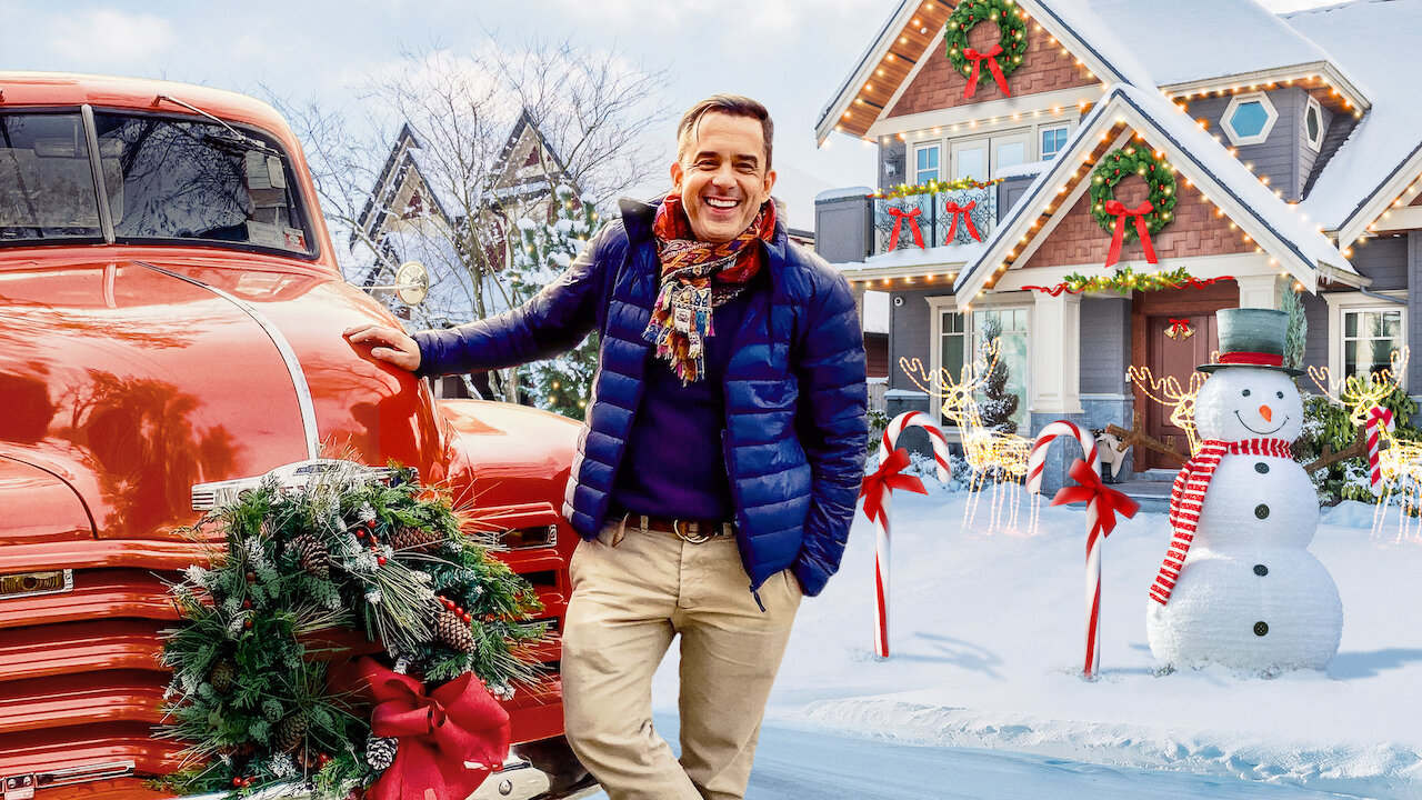 Holiday Home Makeover Best Christmas Movies on Netflix  2020