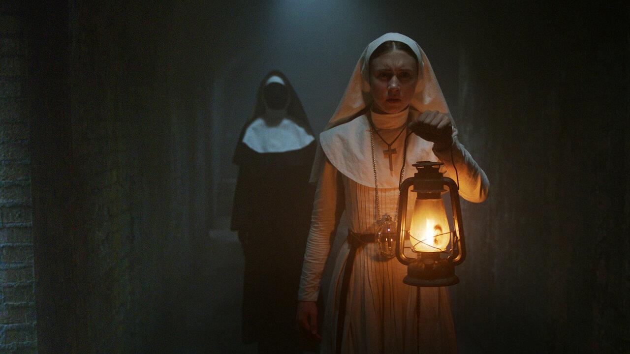 The Nun | horror movies on Netflix