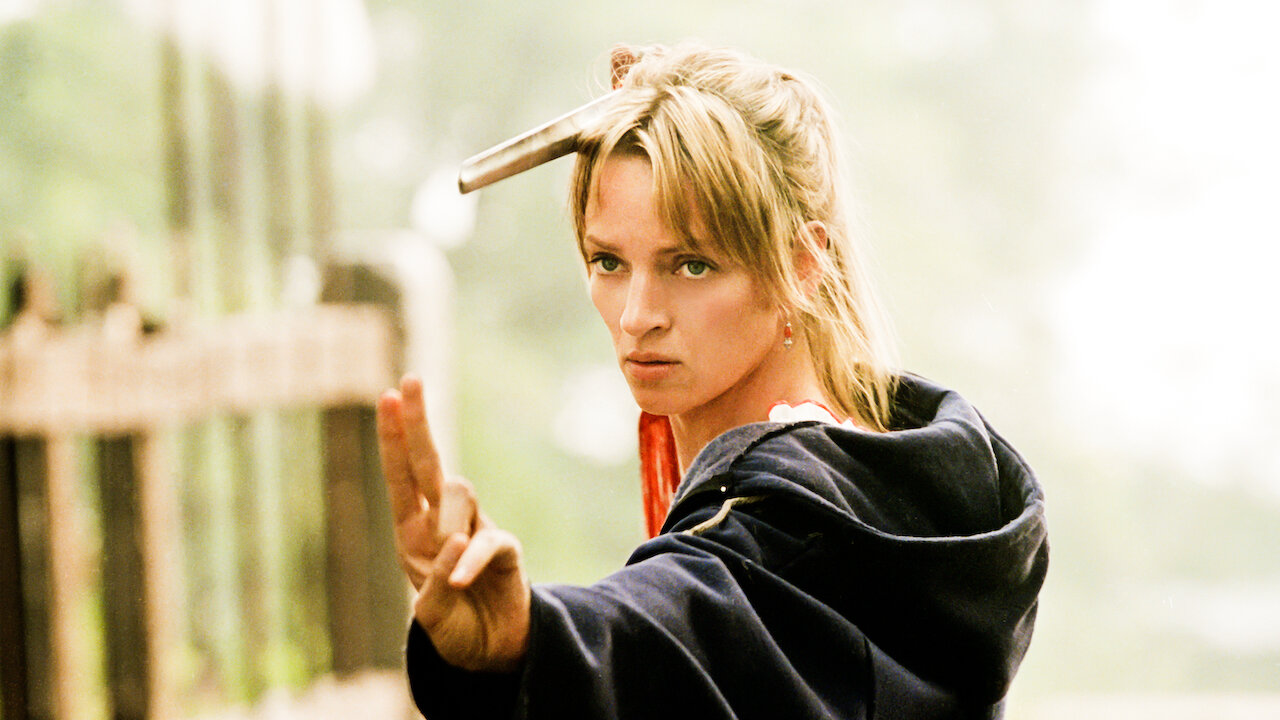 Kill Bill Vol 2 Netflix