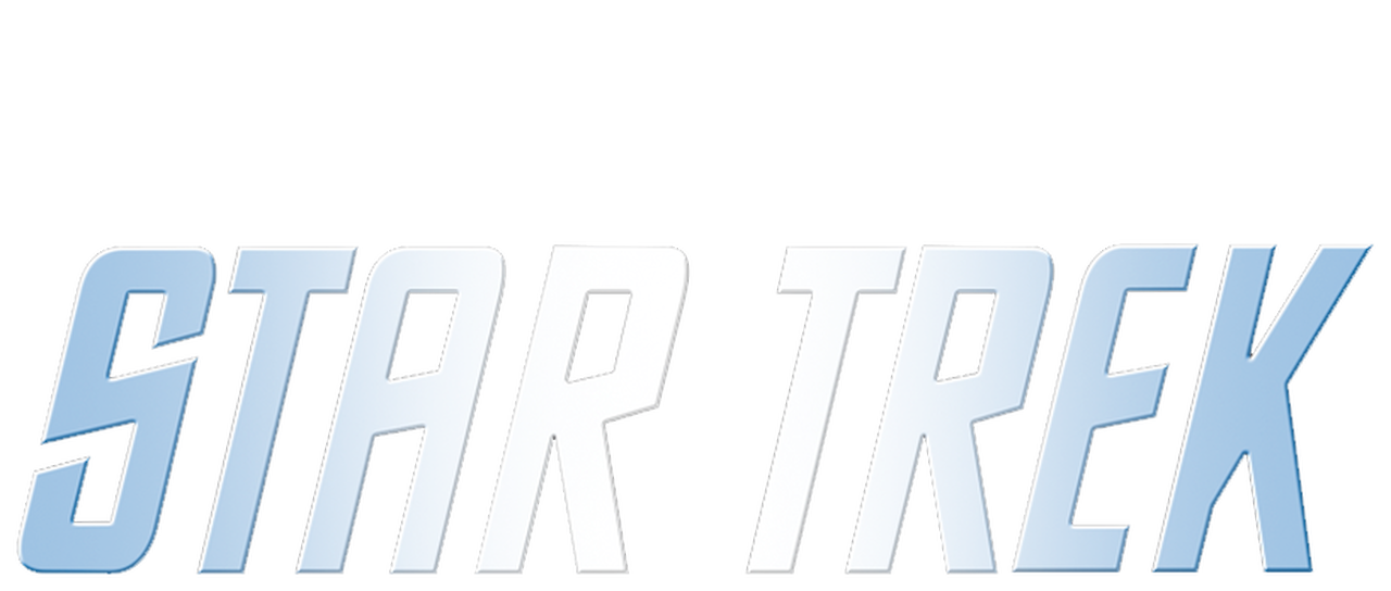 Star Trek Space Logo Adult Work Shirt