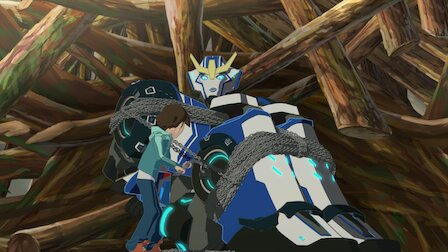Transformers: Robots in Disguise | Netflix