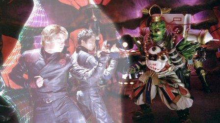 Power Rangers Ninja Storm   Netflix