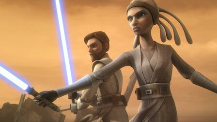 Star Wars The Clone Wars Netflix