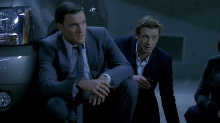 Becoming Phill) The mentalist season 8 episode 14