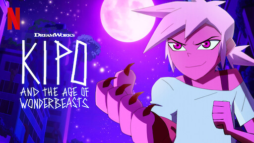 Kipo and the Age of Wonderbeasts | Netflix Official Site