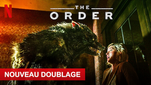 The Order | Site officiel de Netflix