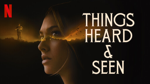 Things Heard and Seen 2021 banner HDMoviesFair