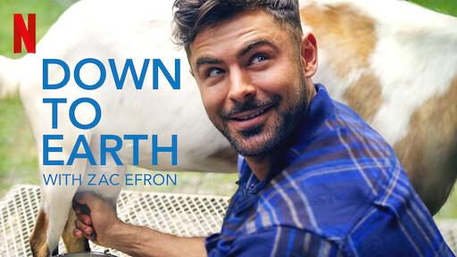 Down to Earth with Zac Efron | Netflix – viralliset sivut