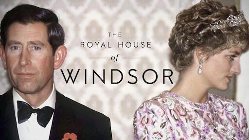 The Royal House of Windsor | Netflix