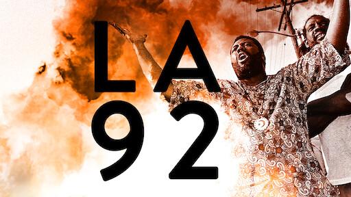 Let It Fall: Los Angeles 1982-1992 | Netflix