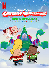 Captain Underpants Mega Blissmas